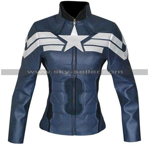 Capt America Jacket winter soldier captain america jacket