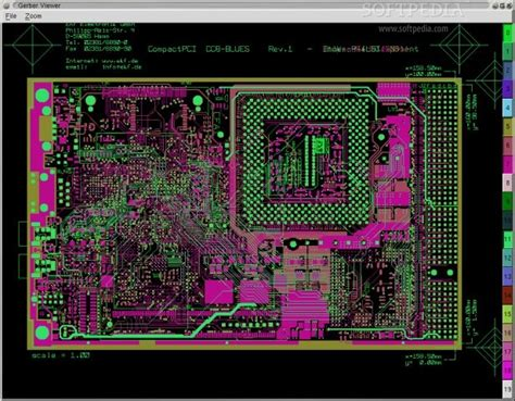 pcb layout software gerber download gerber viewer linux 2 4 0