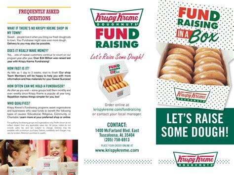 Fundraising Krispy Kreme Krispy Kreme Powerpoint Template