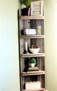 Bathroom Shelves Decorating Ideas » Home Design 2017