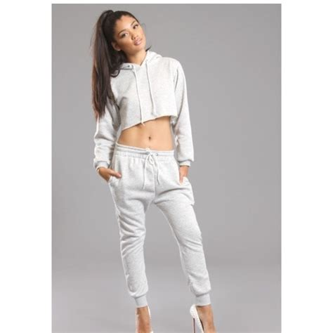 Ssc Adidas Square Crop Sweater Ml 59 american apparel outerwear white cropped hoodie