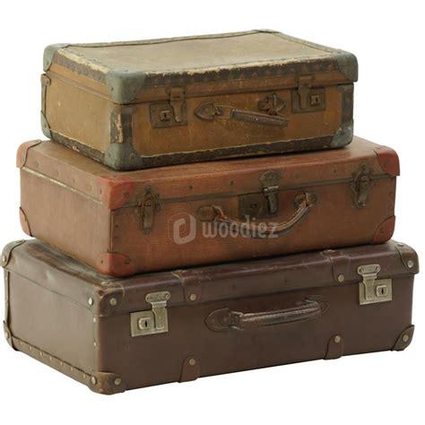 vintage decoratie oude vintage koffers verhuur