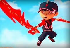 Gambar Animasi Boboiboy Terbaru 2015