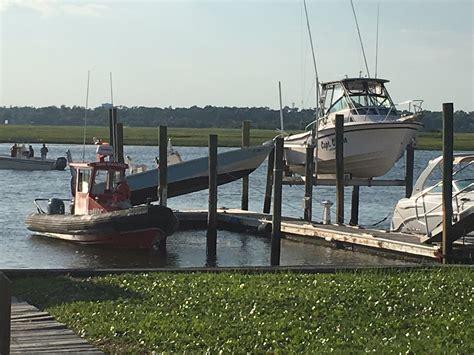 boat crash wilmington nc nc wildlife investigating after head on boat collision in