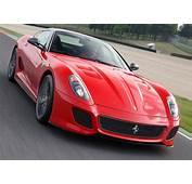2011 Ferrari 599 GTO  Top Speed