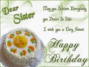 Sister happy birthday wishes 171 egreeting ecards greeting cards