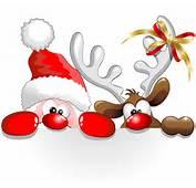 Free EPS  Amusing Christmas Santa Claus Elements Vector Set 05