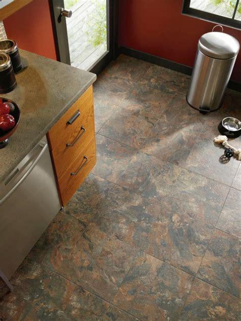 kitchen vinyl floor tiles vinyl kitchen floors hgtv