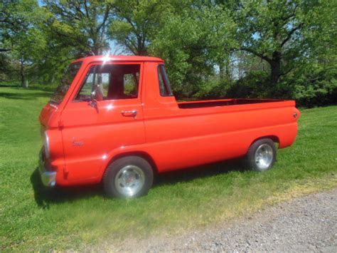 dodge truck sales 1965 dodge a100 custom for sale