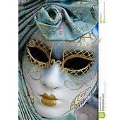 M&225scara Del Carnaval Venecia Imagen De Archivo  22080741