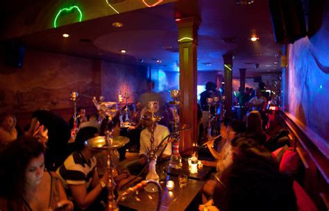 Top Hookah Bars In Nyc by 11 Types Of You Meet In Hookah Lounges