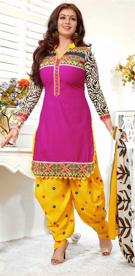 patiala kurta pattern usd 18 10 ayesha takia pink cotton patiala salwar suit