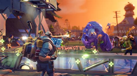 fortnite team talks save  world  release