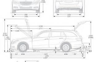 car blueprints and free 3d models blueprint mercedes