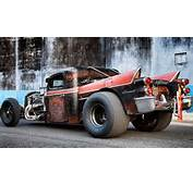 Just A Car Guy  Hot Rod Finally Published Some Cool Rat Rods And