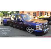 Special Cars Chevrolet Dually Custom Truck