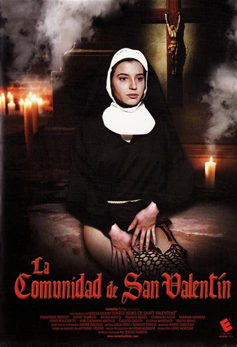 the sinful nuns of pel 237 cula la comunidad de san valent 237 n 1974 le
