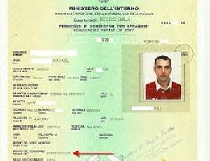 permesso di soggiorno per familiare di cittadino italiano uruguayano sposato con italiano ottiene permesso di