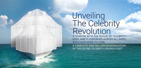 what is celebrity revolution celebrity cruises plans 400 million fleetwide