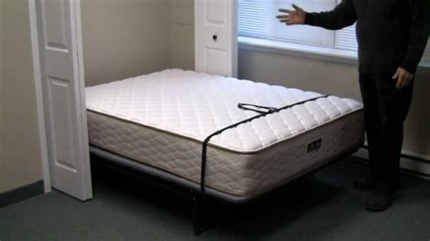 closet bed closet beds from murphy wall beds north youtube