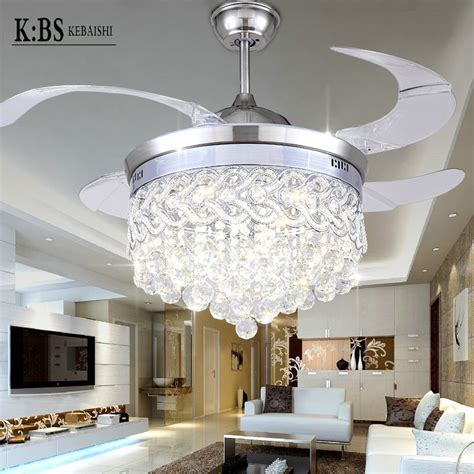 modern ceiling fan with light and remote invisible light ceiling fans modern led