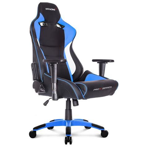 Ak Racing Prox Gaming Chair Blue Ocuk