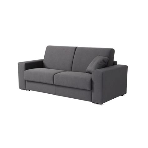 gray pull out couch pezzan zephyros full pull out sofa bed in dark gray zeph