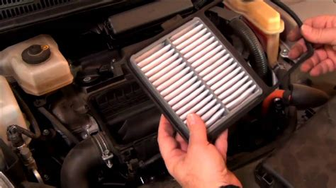Toyota Prius Air Filter How To Install A Toyota Prius Air Filter 2004 2009
