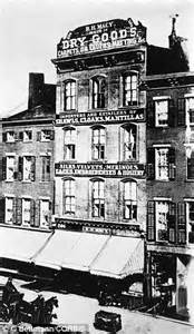 Legendary Store 1861 How In 1861 Margaret Getchell Helped Turn Macy S Into The
