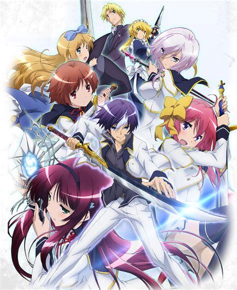 El Anime Seiken Tsukai No World Se Estrenar 225 El 11