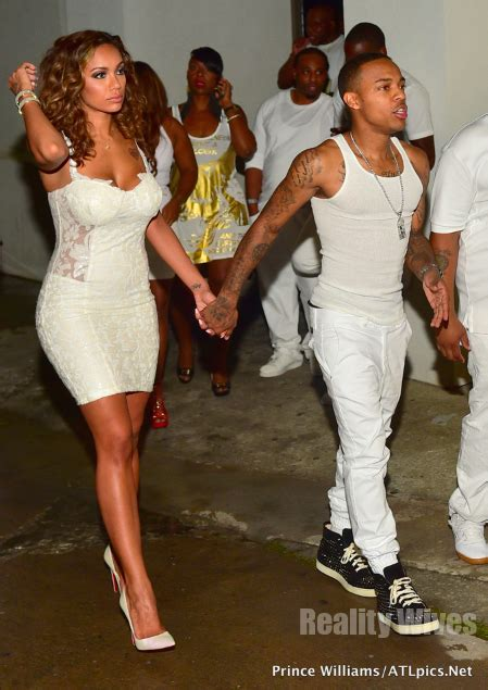 cyn santana news and gossip latest stories whos dated who erica mena confirms engagement to shad moss bow wow