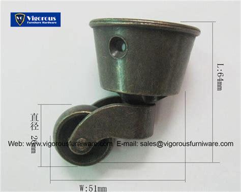 vintage brass furniture casters vigorousfurniware