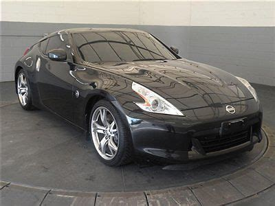 how to fix cars 2009 nissan 370z parking system sell used 2009 nissan 370z touring package one owner clean carfax black black auto trans in