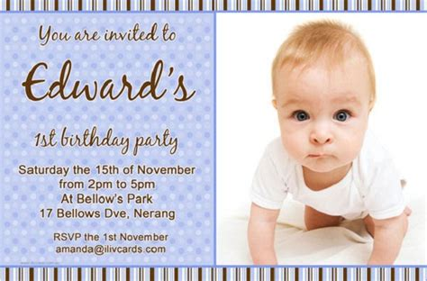 1st birthday invitation indian wording birthday invitations 365greetings