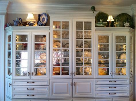 kitchen cabinet china hutch this quintessentially american country style white