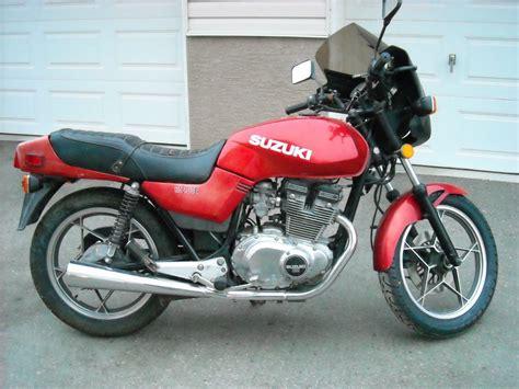 Suzuki Gs400e Suzuki Gs 400 E Image 8