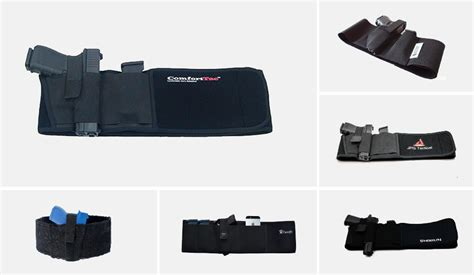 best concealed carry holster belly up the 20 best belly band concealed carry holsters