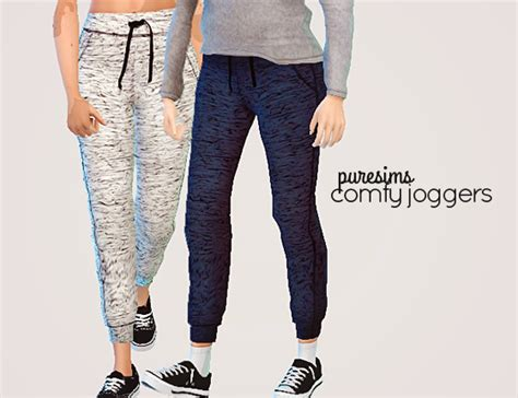 Töff Bekleidung by Comfy Joggers Another Set Of Joggers Because My Sims Have