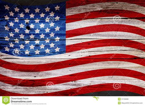 painted american flag stock photo image  pattern