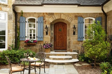 french country exterior design french country home traditional exterior detroit