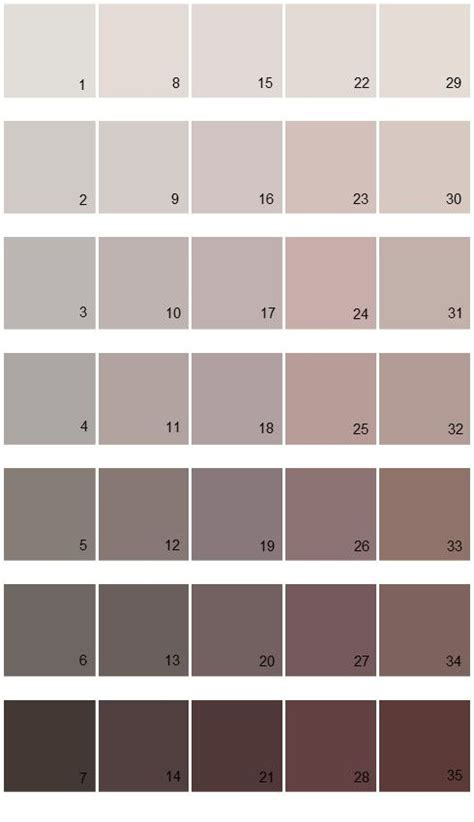 mauve color chart 1000 ideas about mauve color on mauve blush