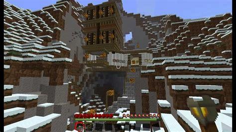 maison montagne minecraft minecraft ma maison dans la montagne