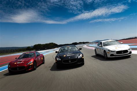 arctic maserati maserati presents its new and improved driving courses for