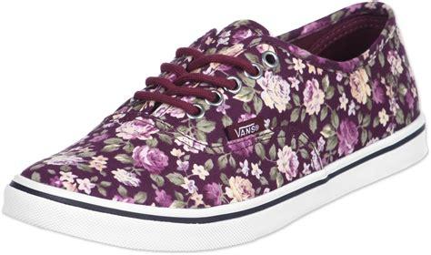 Vans Skool Aloha Flower Motif chaussures vans fleurs