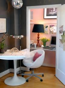 Small Home Office Decor by 20 Home Office Design Ideas For Small Spaces