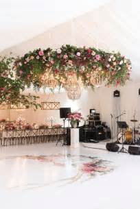 floral chandeliers 29 gorgeous wedding floral chandeliers that will your