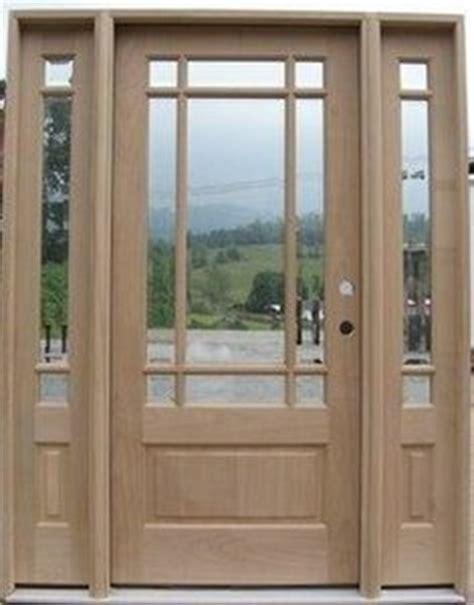 Prairie Style Exterior Doors Prairie Style Front Door Finish Materials Pinterest