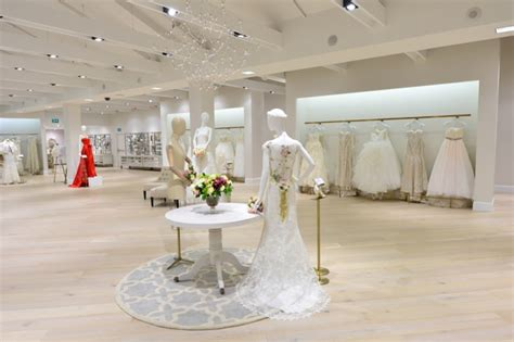 Wedding Shop Concept by Kleinfeld Hudson S Bay Store By Hbc Store Planning