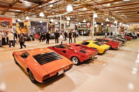 Big Garage Tours burbank envy a glimpse inside leno s garage