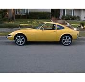 1970 OPEL GT  GILLS MODELS